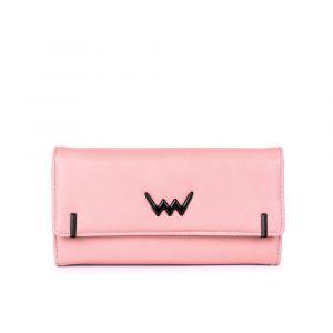 Vuch světle růžová peněženka Monna