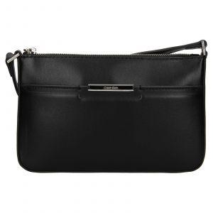 Dámská crossbody kabelka Calvin Klein Lois – černá