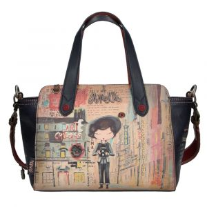 Anekke Dámská kabelka do ruky City Art 33801-032