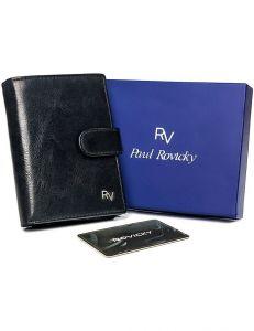 černá pánská peněženka rovicky vel. ONE SIZE 155041-581550