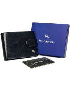 černá pánská peněženka na druk rovicky vel. ONE SIZE 155042-581551
