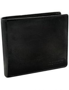 černá pánská peněženka rovicky vel. ONE SIZE 155048-581557