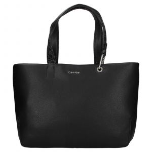 Dámská kabelka Calvin Klein Balla – černá