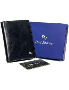 černá pánská peněženka rovicky vel. ONE SIZE 155837-586044