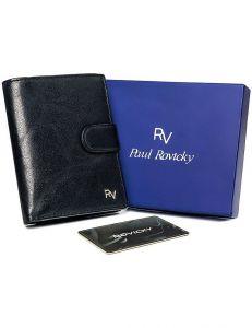 Rovicky černá pánská peněženka na druk vel. ONE SIZE 155884-586177