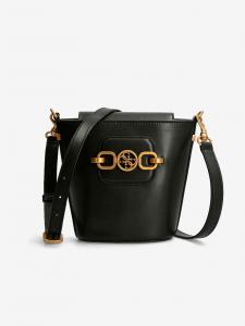 Černá dámská crossbody kabelka Guess