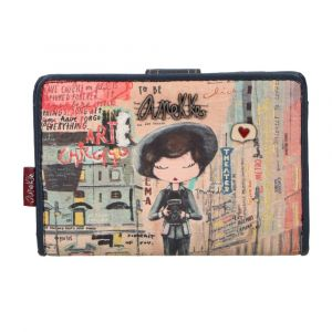 Anekke Dámská peněženka City Art 33809-902