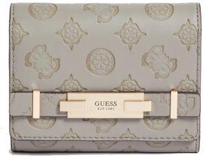 Guess Dámská peněženka SWVS8132430 taupe