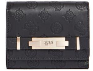 Guess Dámská peněženka SWVS8132430 Black