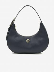Tmavě modrá dámská kabelka Tommy Hilfiger Honey