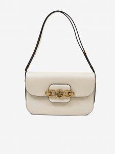Krémová dámská kabelka Guess