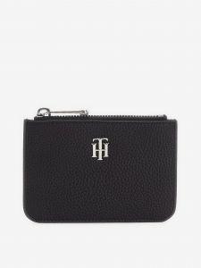 Černá dámská peněženka Tommy Hilfiger Element Holder